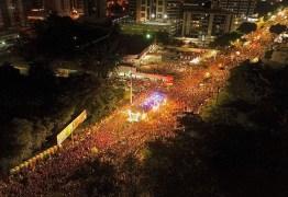 SEGUNDA EDIÇÃO: bloco Vumbora supera expectativas e reúne mais de 150 mil pessoas na Avenida