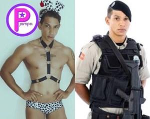 WhatsApp Image 2020 02 18 at 21.16.42 300x237 - Policial paraibano é vítima de homofobia após participar do bloco As Virgens de Tambaú; confira