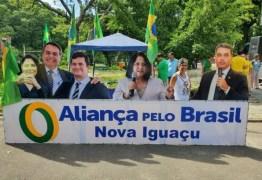 Partido de Bolsonaro usa foto de Moro em propaganda, mas ministro nega filiação