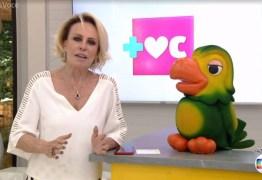 No Instagram, Ana Maria reclama da Globo por não definir seu retorno