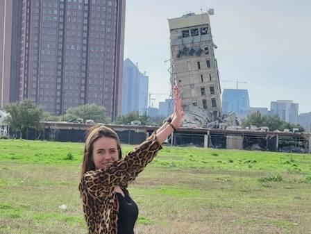 blog dallas 3 - Dallas ganha 'rival' inesperada da Torre de Pisa