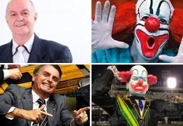 Ex-intérprete do palhaço Bozo diz a Bolsonaro que esquerda o elogia quando compara os dois – VEJA VÍDEO