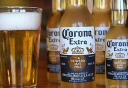 """""""Vítima"""" de coronavírus, ações de fabricante da Cerveja Corona caem 8% em NY"""