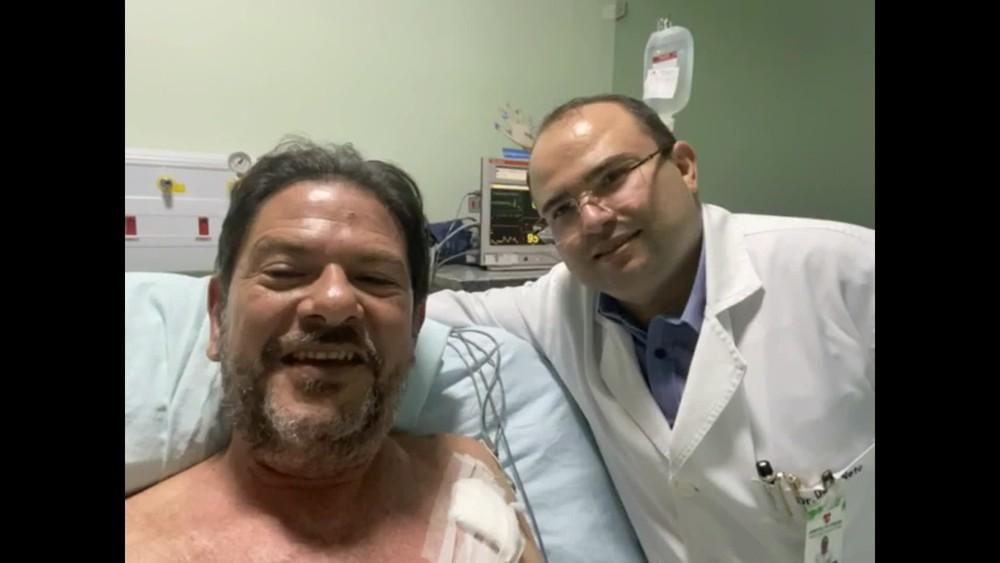 cid gomes 1 - Cid Gomes tem alta hospitalar e ficará com projéteis alojados no corpo