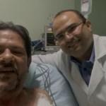 cig - Cid Gomes grava vídeo agradecendo médicos que o salvaram: ASSISTA