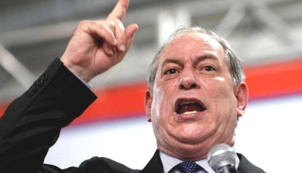 cirgo gomes bravo capa 1024x576 1024x585 1 - Ciro Gomes responde Carlos Bolsonaro e ataca filho do presidente nas redes sociais, 'Libélula Deslumbrada'