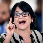 """damares - """"É o momento de a igreja ocupar a nação"""", diz Damares Alves"""