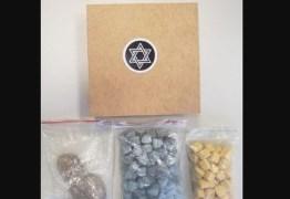 UM TEMPERO DIFERENTE: Dono de pizzaria é preso ao receber 150 comprimidos de ecstasy no bairro do Bessa