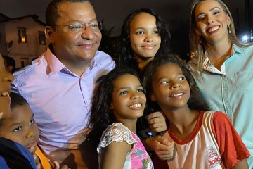 Nilvan Ferreira visita conjunto na capital e diz: 'João Pessoa tem que cuidar de todos os seus habitantes'
