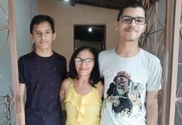 SEM CURSINHO, MAS COM GARRA: Padeiro sousense de 17 anos passa no oitavo lugar de medicina na UFPB
