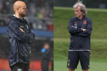 jesus x ramirez - Com treinadores europeus, Flamengo e Independiente Del Valle começam a decidir a Recopa Sul Americana