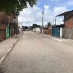 """joao ferreira - """"A pavimentação dessa rua atende clamor antigo da população"""" afirma Berg Lima em inauguração da rua João Ferreira da Silva"""