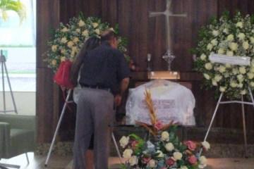 marcus odilon 1 - ADEUS A MARCUS: Sepultamento de ex-prefeito de Santa Rita acontece no Cemitério São José de Arimatéia