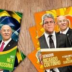 montagem714 1 - ARQUIVOS SECRETOS: Ney Suassuna desejava ser suplente de Ricardo e foi convidado para ser vice de Bolsonaro - OUÇA