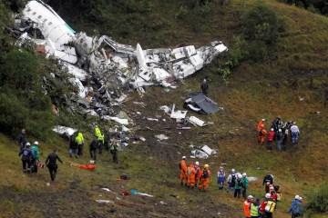 naom 5ae32db287d62 - Audiência com seguradoras de voo da Chapecoense termina sem acordo
