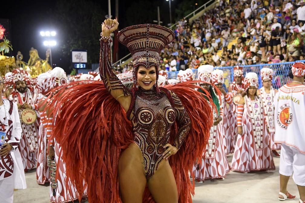 raissa machado alexandre durao g1 dsc 7816 - Após 23 anos Unidos do Viradouro é campeã do Grupo Especial de Escolas de Samba do Rio de Janeiro