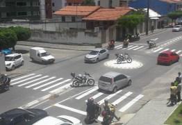 Levantamento da STTP diz que quase 80% dos acidentes em Campina Grande envolveram moto em 2019