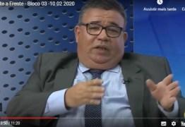 Rui Galdino aponta 'saída pela direita' de João Azevedo e diz que governador deve se aproximar de Bolsonaro – VEJA VÍDEO