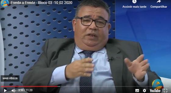 """rui 1 - Rui Galdino diz que brasileiro quer 'mão de ferro' de Bolsonaro: """"Esperamos que ele feche o Congresso, cancele as eleições, feche o STF e retire a Globo do ar"""""""