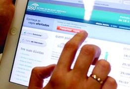 SISU: UFPB divulga segunda chamada da lista de espera entre 9 e 13 de março