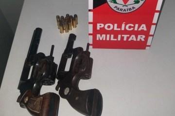 unnamed 1 1 - Adolescentes são apreendidos por porte ilegal de arma em Santa Rita