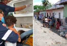 Venezuelanos encontrados em condições subhumanas no Róger recebem apoio médico e social