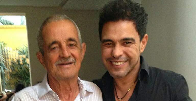 zeze di camargo faz post emocionante para o pai fique aqui - Zezé Di Camargo posta homenagem ao pai, Francisco, e intriga a web