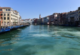 Canais de Veneza aparecem incrivelmente claros por conta de quarentena do Covid-19 – VEJA VÍDEO