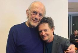 Protagonistas de 'De Volta para o Futuro' se reúnem 35 anos após 1º filme