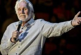 Morreu Kenny Rogers, ícone da música country