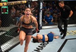 UFC: Lutadora brasileira celebra retorno e diz: 'Podem esperar um grande show'