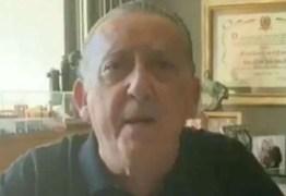 Galvão Bueno pede que Olimpíada de Tóquio seja realizada em 2021 – VEJA VÍDEO