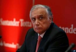 Presidente do Santander de Portugal morre de coronavírus, diz jornal
