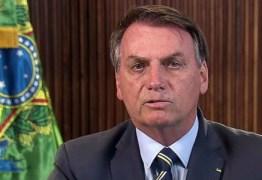 NA TELEVISÃO: Jair Bolsonaro fará novo pronunciamento sobre coronavírus nesta terça-feira