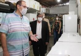 CORONAVÍRUS: Exames para diagnóstico do vírus passam a ser feitos na Paraíba