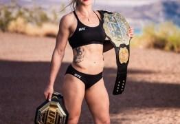 Valentina Shevchenko apoia Jon Jones após campeão ser mais uma vez preso dirigindo embriagado