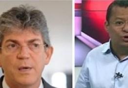 'FICA NA TUA RICARDO': Nilvan Ferreira diz que ex-governador é desonesto e não pode criticar crise na saúde da PB; OUÇA