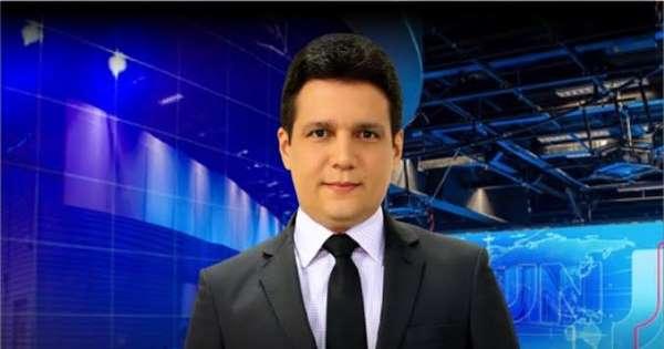 BB11rxUy - Com coronavírus, jornalista da Globo respira com ajuda de aparelhos