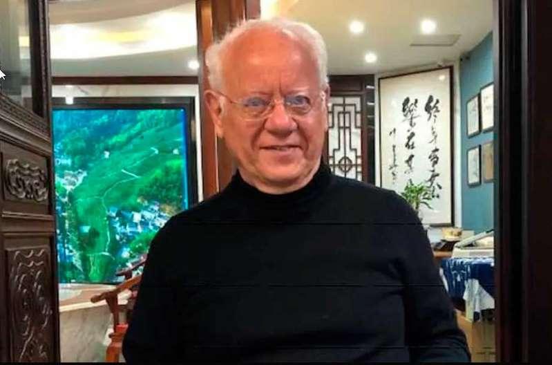 BB11to6p - Ganhador do Prêmio Nobel da Paz, Sérgio Trindade, morre em NY vítima do coronavírus