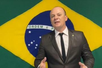 CABO GILBERTO - Aliado a Bolsonaro, deputado Gilberto Silva diz que investigação do STF é 'atentado à democracia'