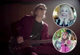COM VOCÊ NA SUA ILHA? Titãs lança clipe de 'Sonífera Ilha' repaginada com Fernanda Montenegro – VEJA CLIPE