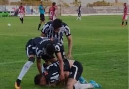 Campeonato Paraibano: Treze sofre, mas vence o São Paulo Crystal