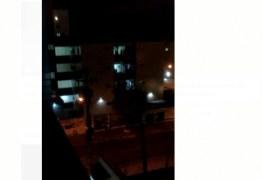 VOZES DA JANELA: panelaço contra Jair Bolsonaro é registrado em bairros de João Pessoa – VEJA VÍDEOS