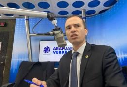 Doutor Érico nega 'pressão' para sair do G11 e aponta projeto em Patos: 'Houve uma reflexão interna'; VEJA VÍDEO