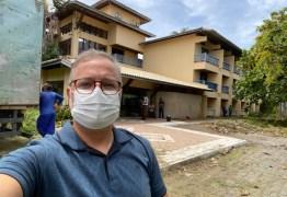 VEJA AÇÃO NA PARAÍBA: Hotéis e hospitais abandonados do Nordeste são adaptados para receber pacientes com coronavírus