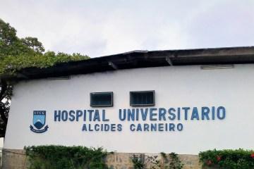 Fachada HUAC 5 - Médicos do HU de Campina Grande tiram dúvidas da população sobre o coronavírus