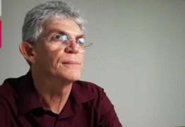 Defesa de Ricardo Coutinho crítica uso de tornozeleira imposta ao ex-governador: 'quase uma prisão'