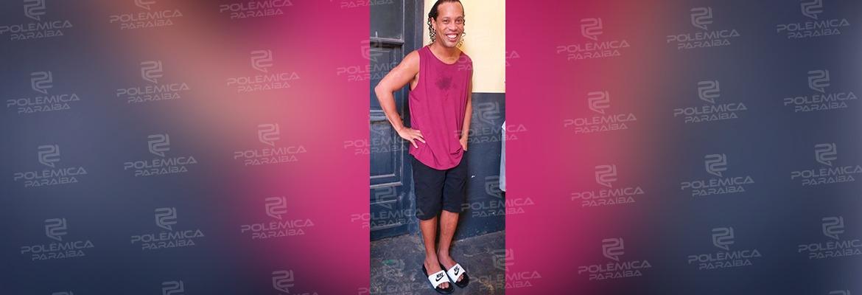 RONALDINHO PRESO - Jornalista compartilha imagem que seria de Ronaldinho preso no Paraguai