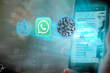 WhatsApp Image 2020 03 20 at 16.50.20 - TUTORIAL: Saiba como receber informações oficiais da Organização Mundial de saúde no seu Whatsapp