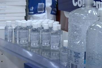 alcool gel 1 - Ministério Público ajuíza ação contra farmácia por venda de álcool em gel com preço abusivo na PB
